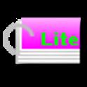 mobatan2 Lite (FlashCard,ToDo) icon