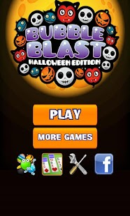 Bubble Blast Halloween - screenshot thumbnail