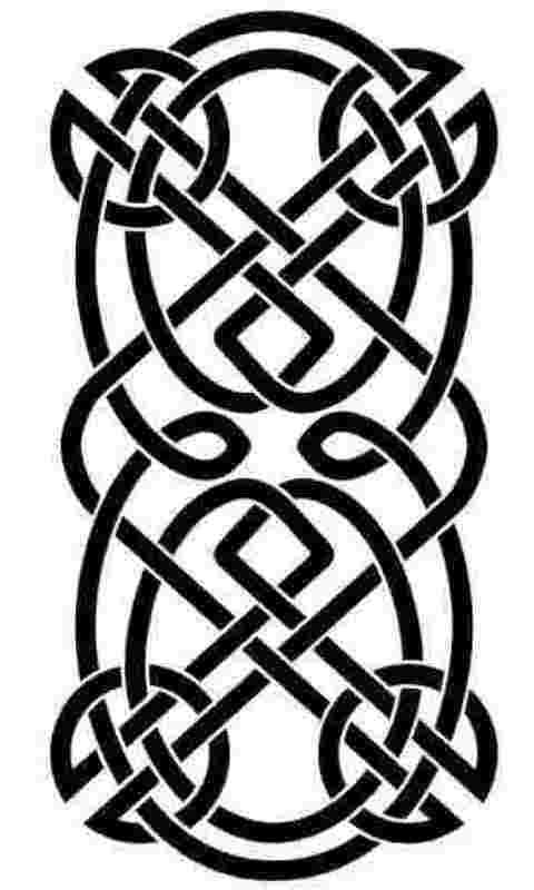900 Free Tribal Tattoo Designs - screenshot