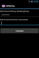 Screenshot of VpnCilla (Trial)