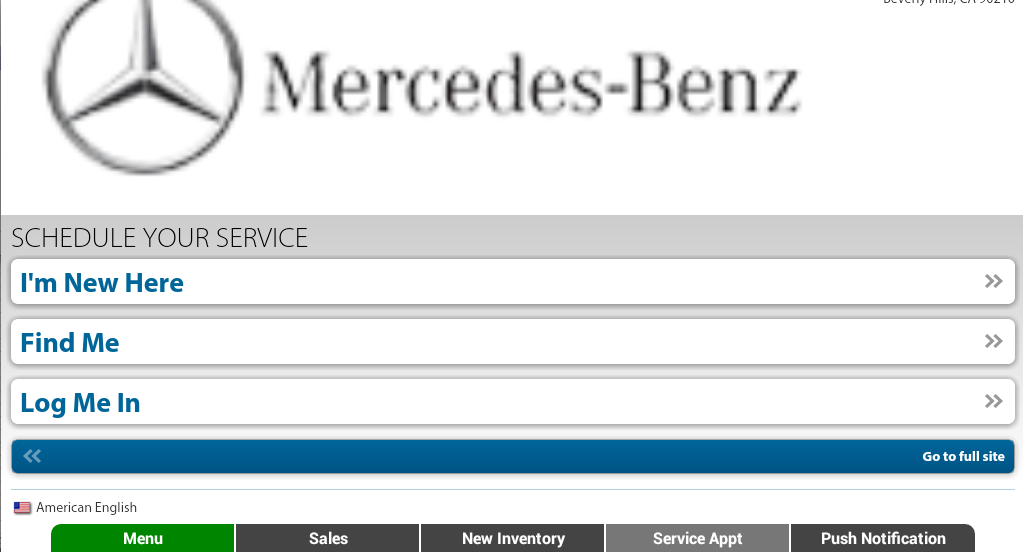 Mercedes benz of escondido android apps on google play for Mercedes benz app for android