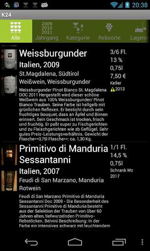 Kellermeister - Wine cellar