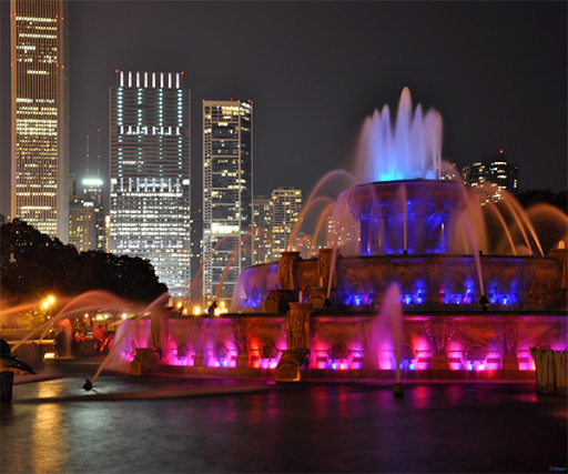 Dubai Fountain Live Wallpaper