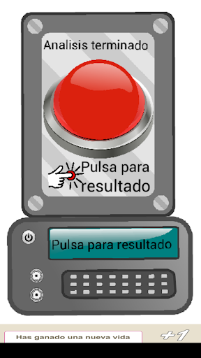 【免費書籍App】detector huella zombi broma-APP點子