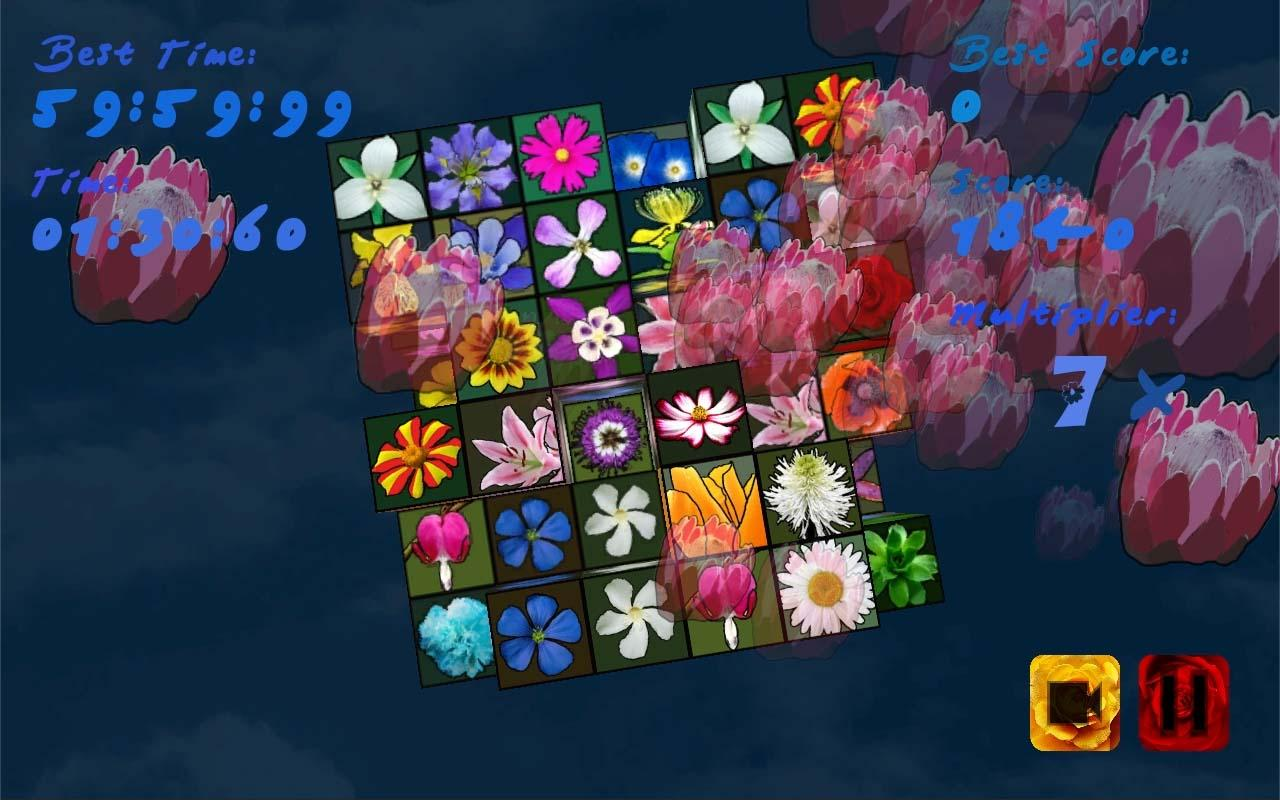 Floristry- screenshot