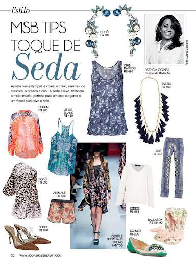 Revista Moda Shoes Beauty