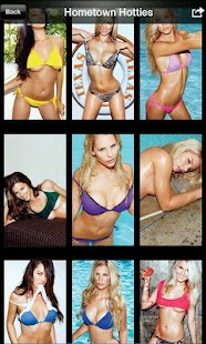 Maxim Hottest Girls Wallpaper - screenshot thumbnail
