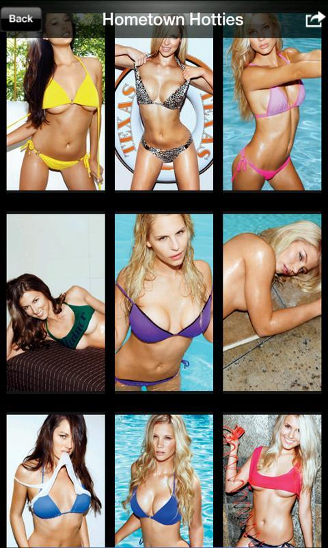 Maxim Hottest Girls Wallpaper - screenshot