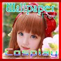 Cosplay wallpaper