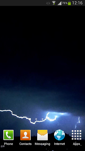 Lightning Live Wallpaper HD 2