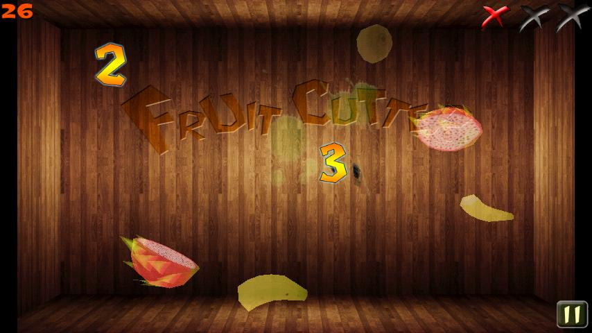 Fruit Cutter - screenshot
