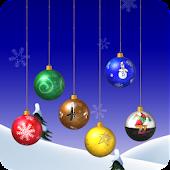Santa's Christmas Balls