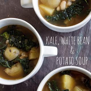 Kale, White Bean, and Potato Soup