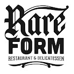Logo for Rare Form