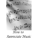 How to Appreciate Music-Book logo