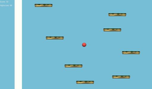 Прыгающий шарик Jumper sphere