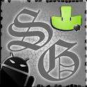 APW Theme SkullGray – Free logo
