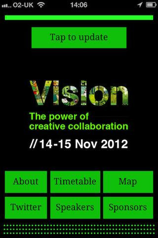 Vision Conference 2012
