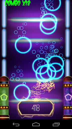 Neon Frenzy: Cool Game