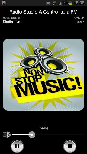 RADIO STUDIO A FM