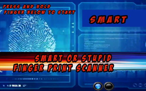 Smart Or Stupid Scanner