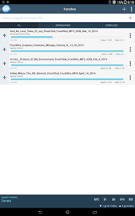 FrostWire - Torrent Downloader Screenshot 14