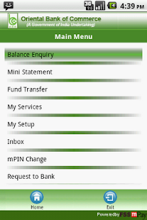 Oriental Bank of Commerce- screenshot thumbnail