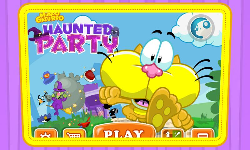 Mundo Gaturro: Haunted Party- screenshot