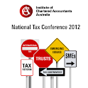 National Tax Conference App logo