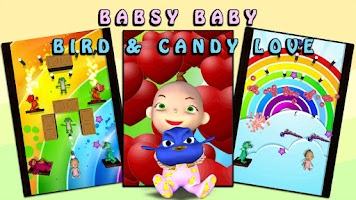 Screenshot of Babsy Baby: Bird & Candy Love