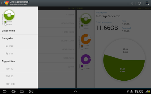 Storage Analyzer & Disk Usage Screenshot 20