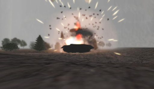 Angry Wave: Tank Assault