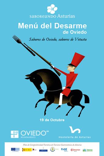 Desarme de Oviedo