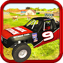 4WD FARM PARKING SIMULATOR 3D