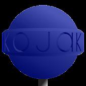 CM12 Blue Kojak Theme