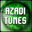 Azadi Tunes logo