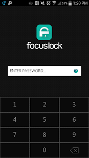 Focus Lock - screenshot thumbnail