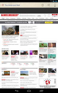 Canada Newspapers - screenshot thumbnail