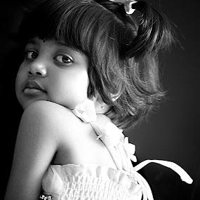 B&W by Papri Mazumdar - Babies & Children Child Portraits (  )