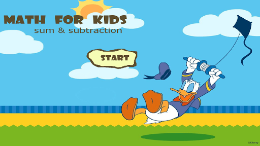Math Sum Subtraction