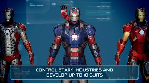 Iron Man 3 - The Official Game Screenshot 9