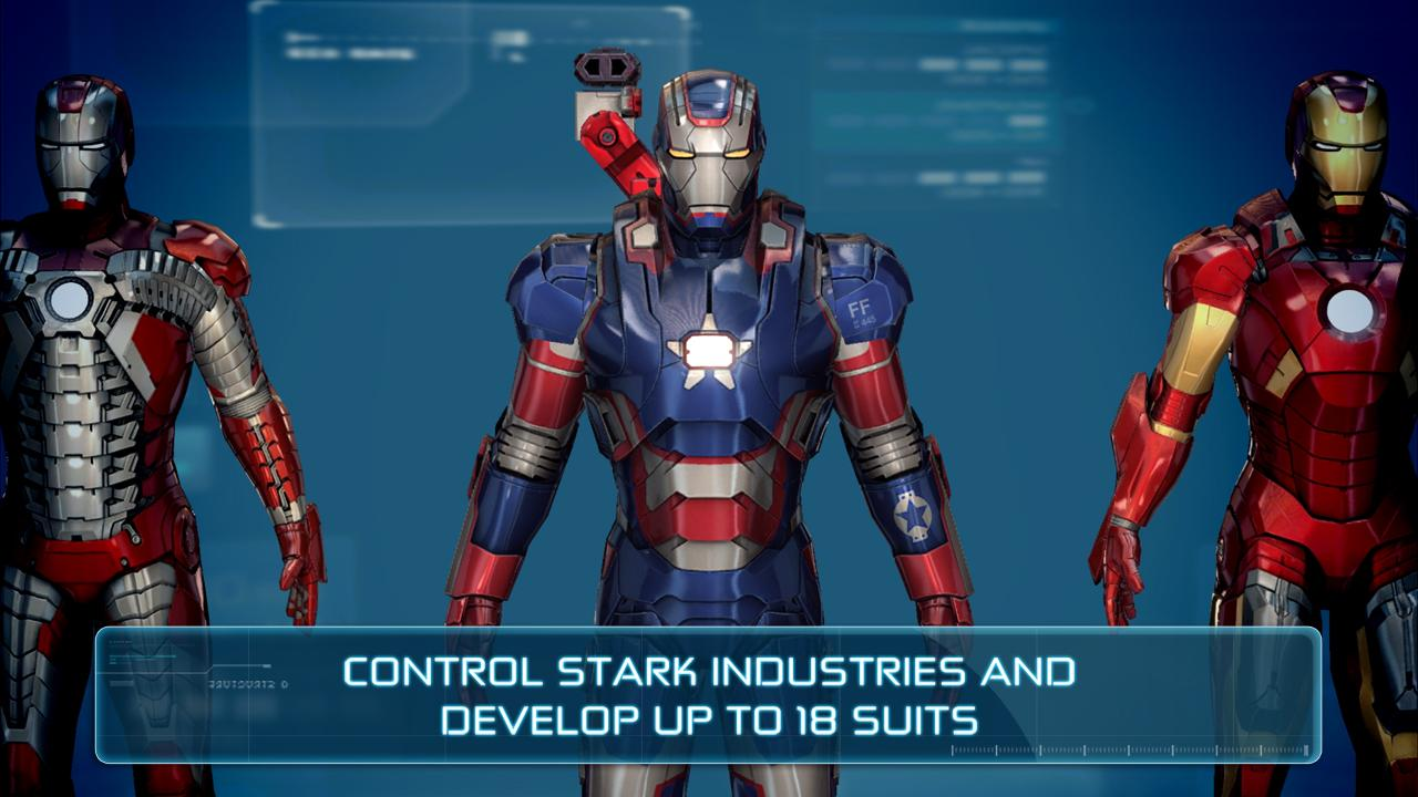 Iron Man 3 - The Official Game screenshot #9