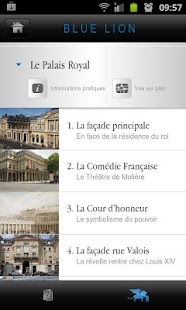 Le Palais-Royal à Paris- screenshot thumbnail