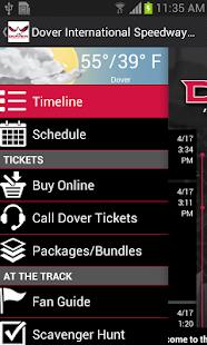 Dover International Speedway - screenshot thumbnail