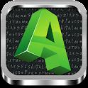 Rompecabezas - Alfabeto en 3D