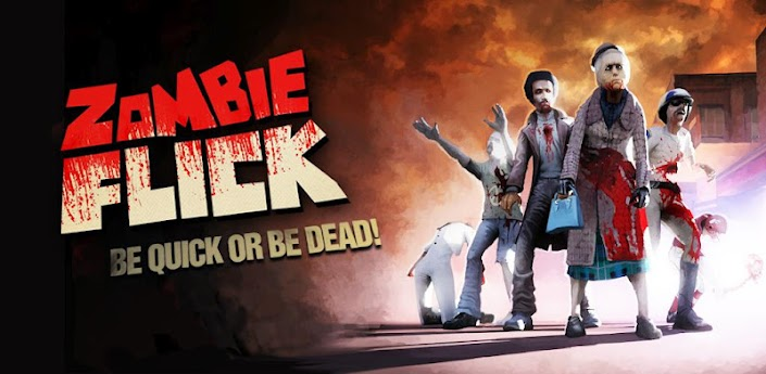 zombie flick