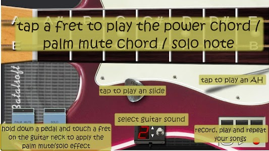 Power Guitar HD (Ad Free) v1.9