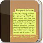 Paragraph Collection icon