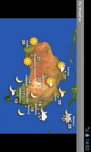 Australia Weather - screenshot thumbnail