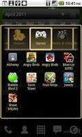 Screenshot of App Shelf